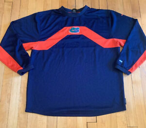 Florida-Gators-Vintage-90-s-Nike-Basketball-Training-Warmup-Mens-Large-EUC-Rare