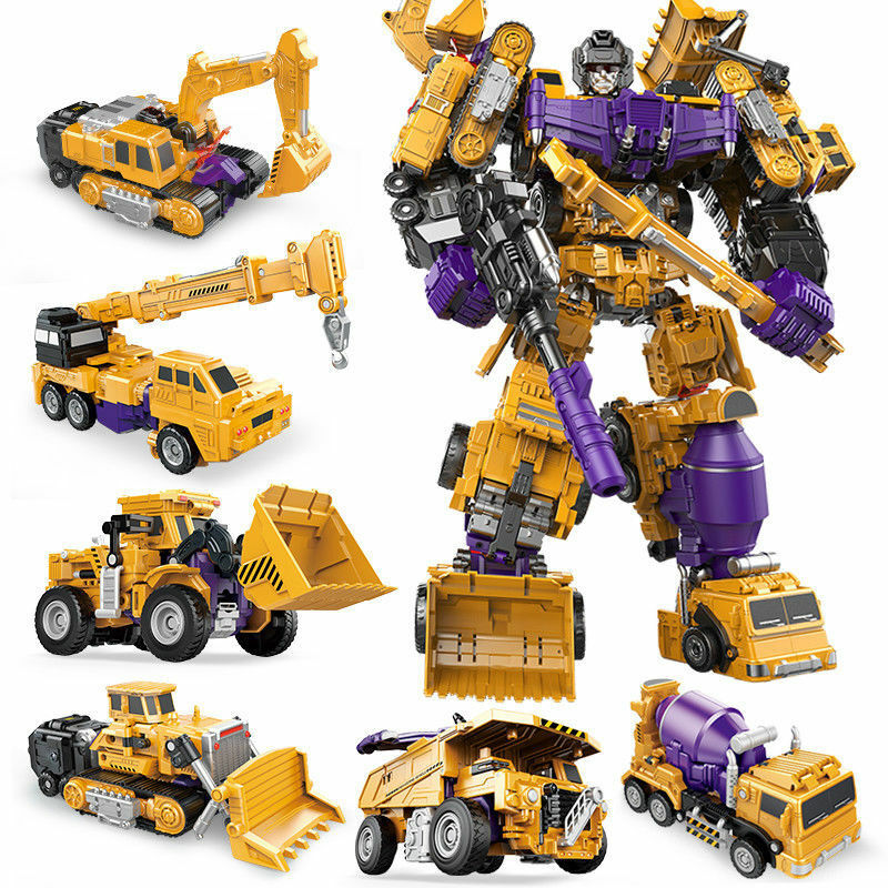 Devastator Robot  Diecast Ver. nuovo  sconto prezzo basso