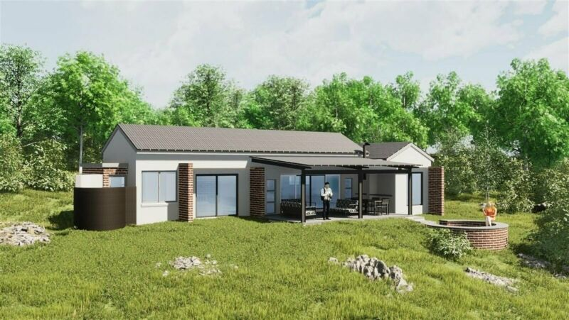 Affordable Build package available in Elephant Rock Eco-estate