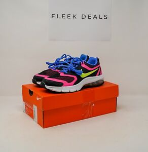 d91fa0fb5522 Nike Youth Air Max Premiere Run (GS)  BLACK VOLT-PINK POW-PHOTO BLUE ...