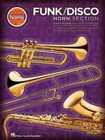Funk Disco Horn Section Transcribed Horns Book 000001148
