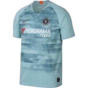 pretty nice 283ce 27376 Nike Chelsea FC Season 2018 - 2019 Third Soccer Jersey Brand ...
