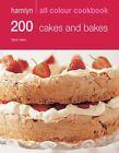 200 Cakes & Bakes by Sara Lewis (Paperback, 2008)