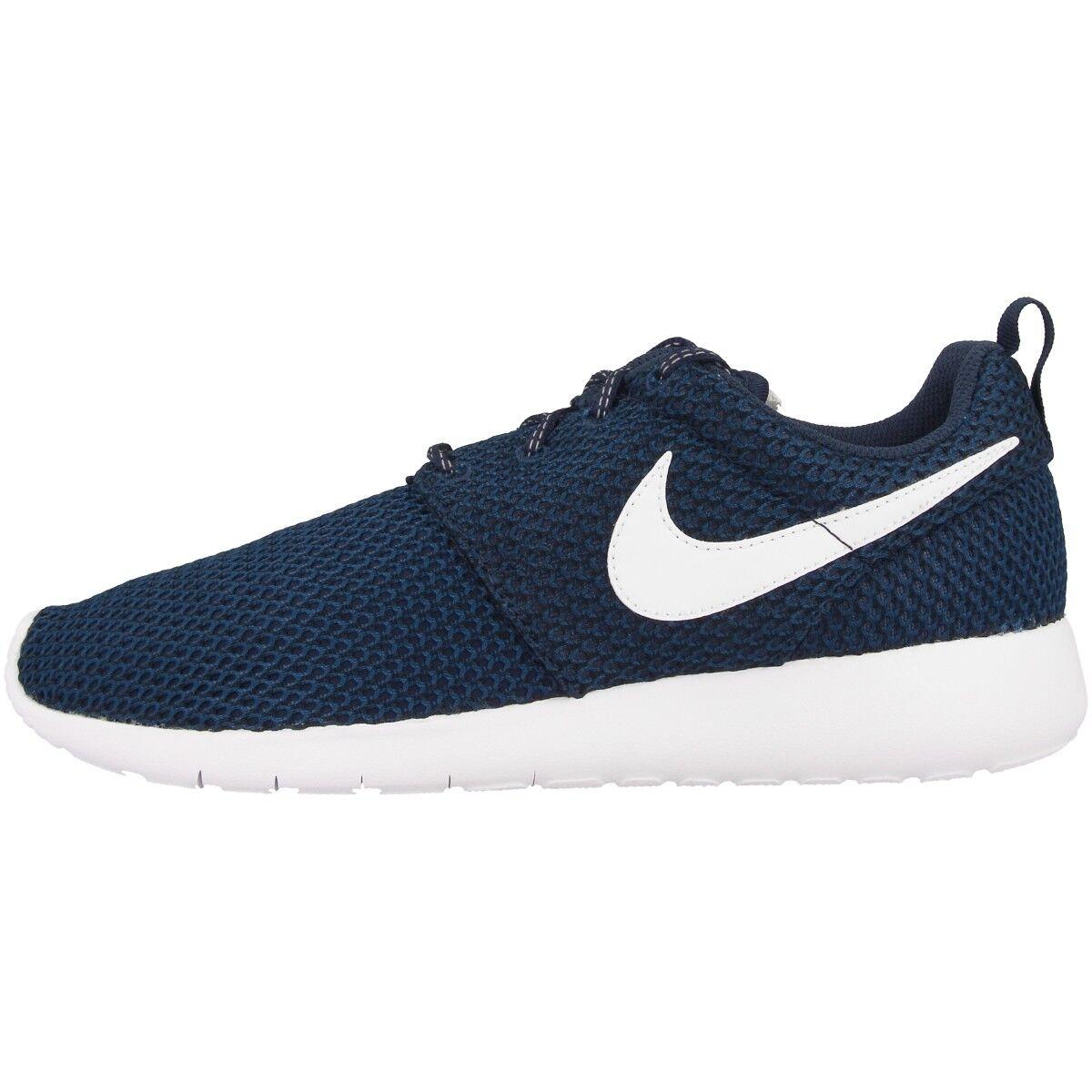 Nike Roshe One GS Schuhe Turnschuhe Laufschuhe Rosheone navy Rosherun 599728-423 An erster Stelle in seiner Klasse