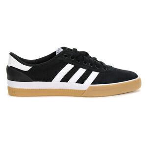 Adidas-Men-039-s-Originals-Lucas-Premiere-Core-Black-White-Gum-Shoes-B22744-NEW