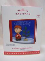 2016 Hallmark Keepsake Ornament A Charlie Brown Christmas Peanuts Gang Boxng B17