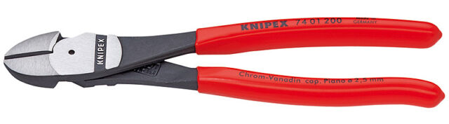 Knipex 74 01 200 High Leverage Diagonal Cutters (7401200)