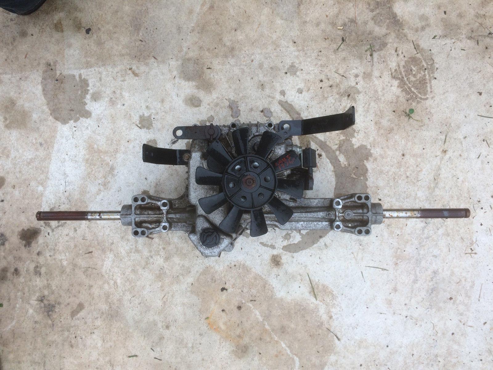 John Deere LA115 transmisión hidrostática Transaxle TUFF Torq 40J MIA10910 LA135