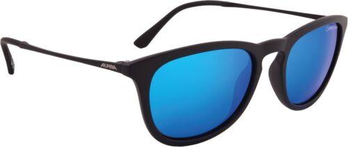 black matt CERAMIC mirror blue Alpina Sportbrille Zaryn