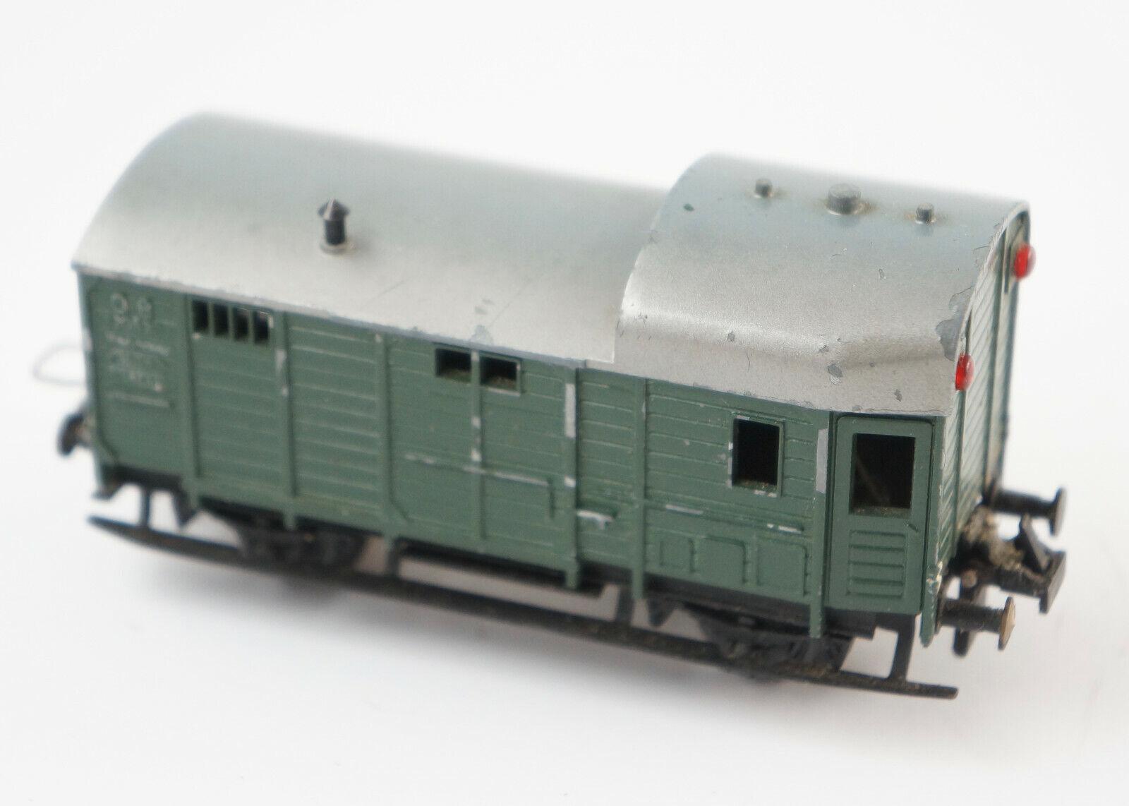 Classical Trix Express Wagon, Ho Gauge, Cast, 50 1960s J. (M5)