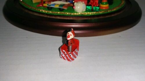For Westrim Beaded Mini Christmas Tree* Under Tree *Jack in the Box*