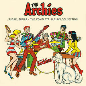 The-Archies-Sugar-Sugar-The-Complete-Albums-Collection-5-Disc-CD-NEW