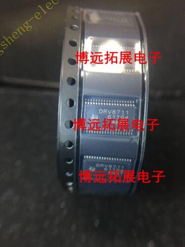 1PCS DRV8711DCPR IC MOTOR CONTROLLER SPI 38HTSSOP 8711 DRV8711