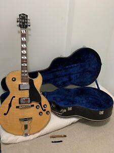 Ibanez 2355 M 1977 (type Es175) Procès Era Guitare-afficher Le Titre D'origine Gwehu0lq-07173857-139166224