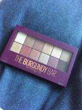 c31f52bedae item 6 NWT MAYBELLINE THE BURGUNDY BAR Eyeshadow Palette 12 Shades -NWT MAYBELLINE  THE BURGUNDY BAR Eyeshadow Palette 12 Shades