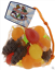 Famous-TDely-Gely-Fruit-Jelly-25-Units-Famous-Squeezable-Jellies-Candy miniatura 1