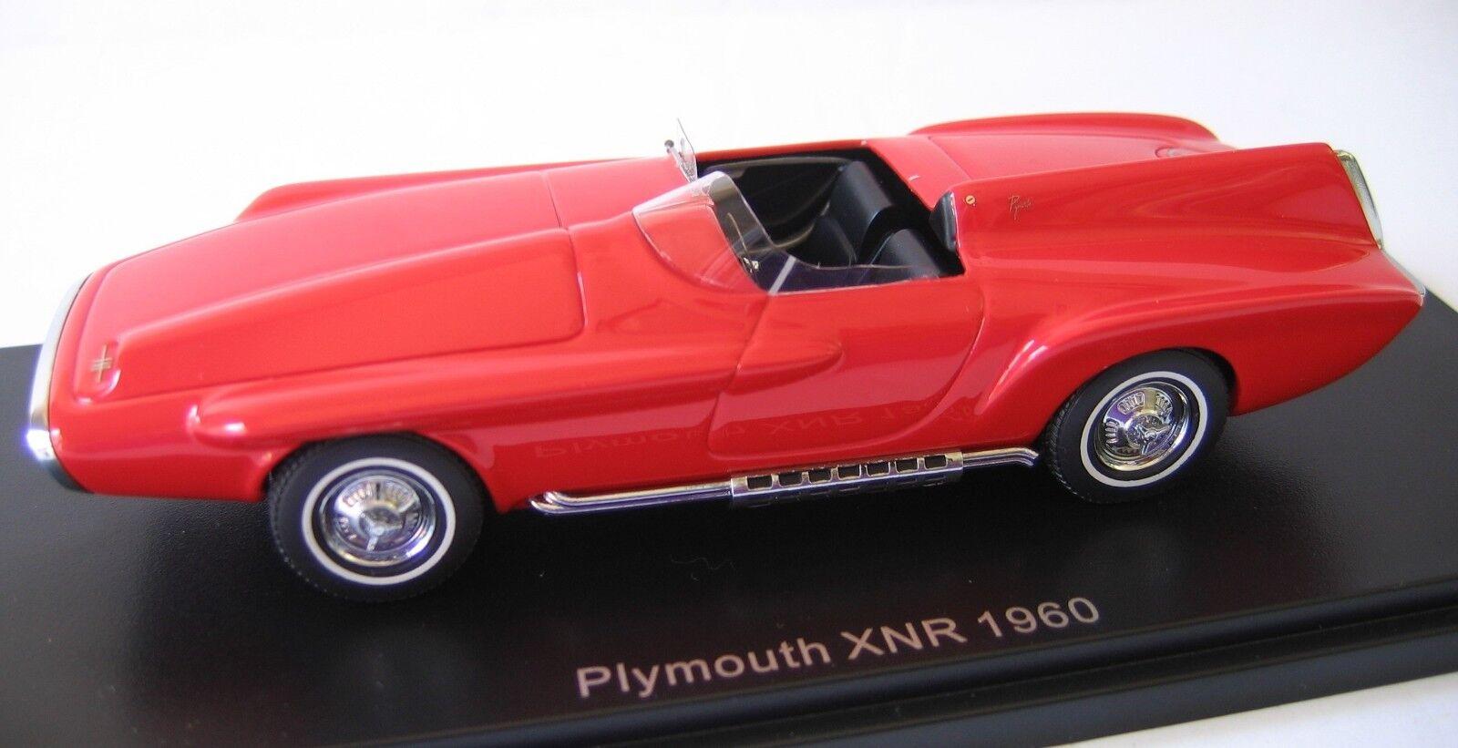 BoS MODELS 1 43  Plymouth XNR XNR XNR c30b25