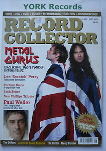 RECORD-COLLECTOR-MAGAZINE-Issue-289-September-2003-Iron-Maiden-Paul-Weller