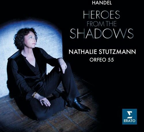 Nathalie Stutzmann - Heroes from the Shadow [New CD]
