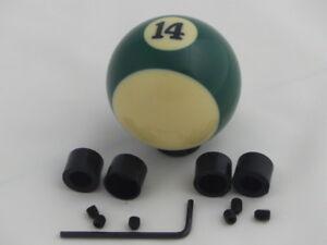 Billiard Ball Shift Knob #14
