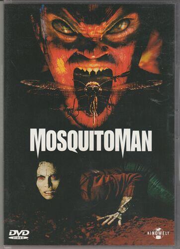 1 von 1 - Mosquitoman - DVD -(486) - FSK: ab 16 - DVD-sehr gut