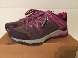 e68660cfc650c Store Rtn-Womens 8.5M/EU39 Keen Aphlex Waterproof Hiking Shoe -Plum ...