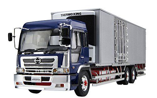 1 32 Heavy Freight series No.2 Hino Profia Te Ravi FR high Stars & Thermo King