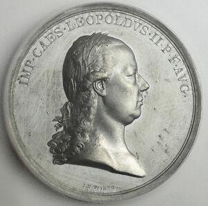 1792-Emperor-Leopold-II-University-of-Vienna-Rectoral-Award-Medal-PCGS-SP-62