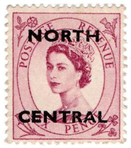 I-B-Elizabeth-II-Commercial-Overprint-North-Central