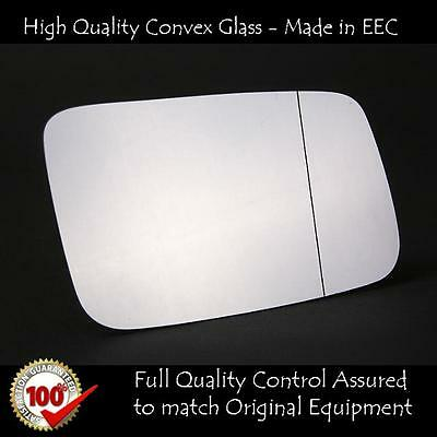 plate For Fiat Bravo 2007-2014 Left side Aspheric Electric wing mirror glass