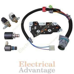 4L80E Transmission Master Solenoid Kit Epc Tcc Shift A & B Wire Harness  2004+   eBayeBay