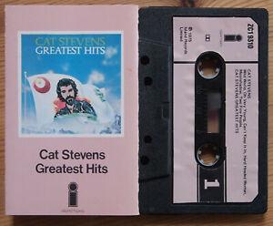 CAT-STEVENS-GREATEST-HITS-ISLAND-ZC19310-1975-UK-CASSETTE-TAPE-EX-COND