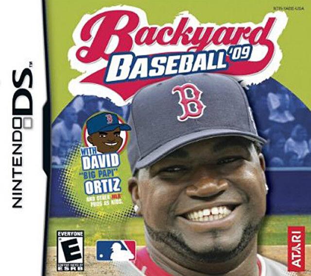 Backyard Baseball '09 (Nintendo DS, 2008) for sale online ...