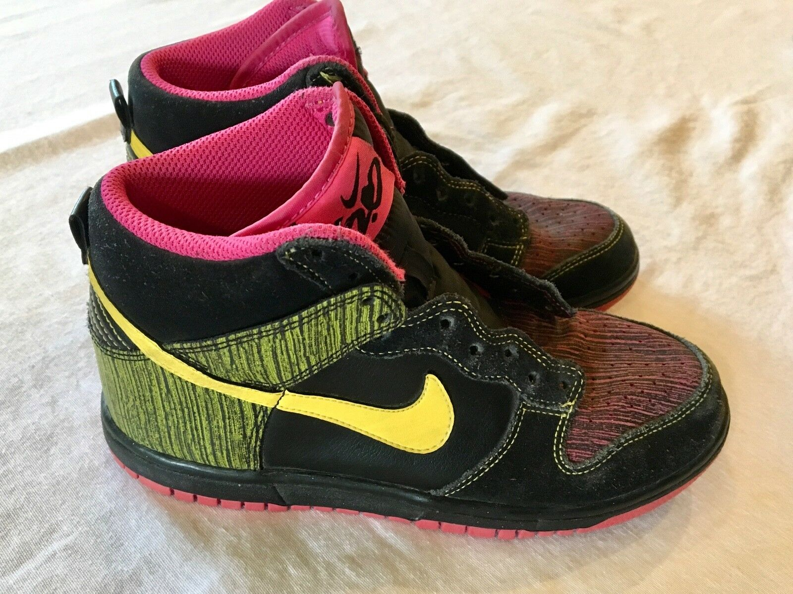 Nike Dunk High 6.0 Multi colord Women's Sneakers