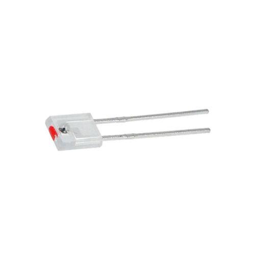 8x LTR-301 Fototransistor λp max 940nm 30V Linse transparent LITEON