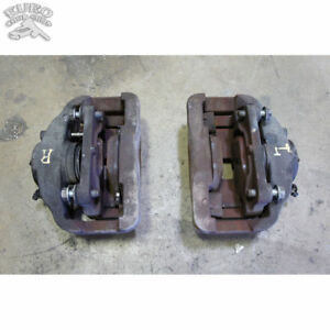 FRONT-OEM-BRAKE-CALIPERS-BMW-E60-525i-530i-528i-2004-04-05-06-07-08-09-10