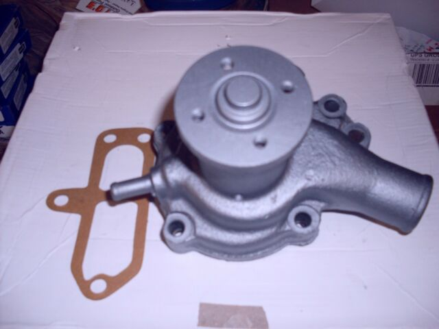 SATOH S650G S550 TRACTOR WATER PUMP with Mazda gas engine