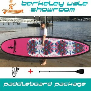 a1e44fdf3e7d Stand up Paddle board SOFT TOP 10'6 FAMILY BEGINNER Pack with Paddle ...