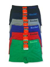6 Pack -JPS-007 Knocker/'s Junior/'s Athletic Seamless Compression Boxer Briefs