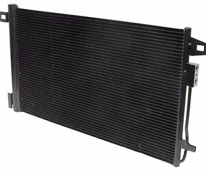 AC Condenser For GMC Acadia 3.6 Chevrolet Traverse 3.6 Buick Enclave 3.6 3649