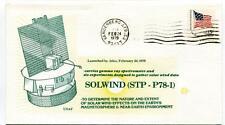 1979 Solwind STP-P78-1 Atlas Gamma Ray Spectrometer Vandenberg AFB USA SAT