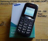 Ip65 Sauhandy - Gsm Wilduhr - Kirrungsalarm - Wildmelder Sautrommel Sauenkreisel