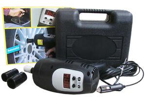 unitec kfz schlagschrauber digital 12v 340nm koffer. Black Bedroom Furniture Sets. Home Design Ideas