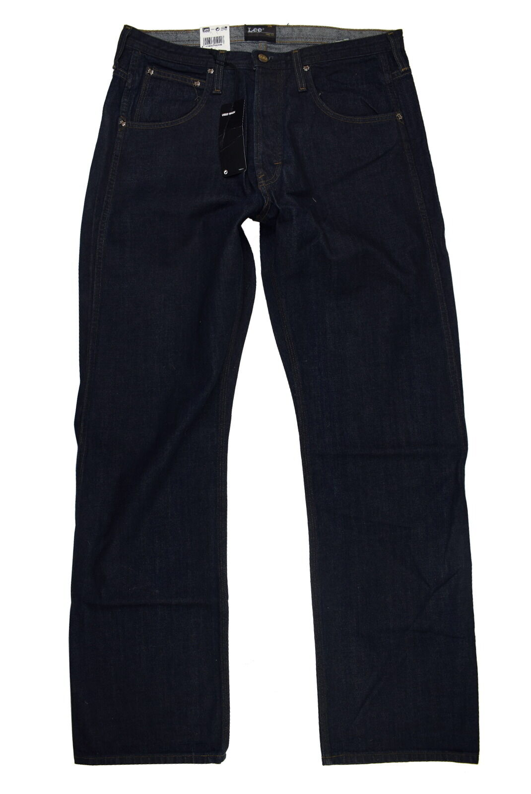 LEE L791CPVD Pete B Loose Straight Jeans W32 L32; W 32 L 32 Dunkelblue - NEU