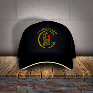 1 Commando RLI Rhodesian Light Infantry Army Bush War T-shirt