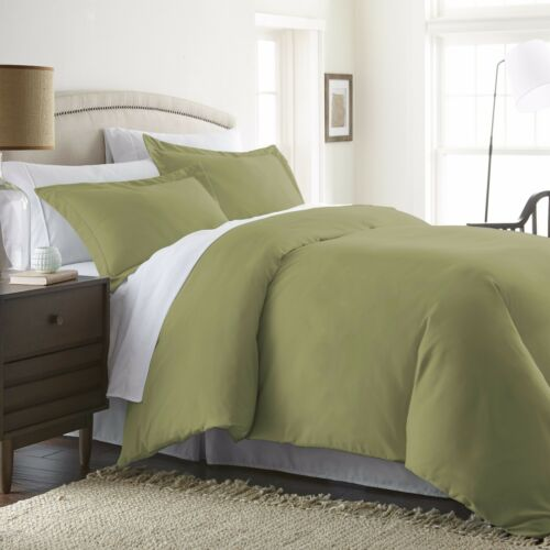 by The Home Collection 3 Piece Premium Duvet Cover Set Premium Ultra Soft