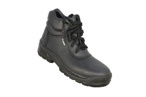 JALLATTE jalhelgi Ligne SAS s3 SRC Safety Shoes bauschuhe High Black