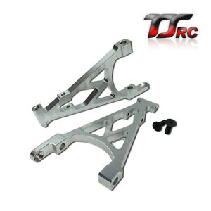 CNC-metal-rear-shock-tower-set-for-HPI-Rovan-KM-1-5-Rc-Buggies-Baja-5B-5T-5SC