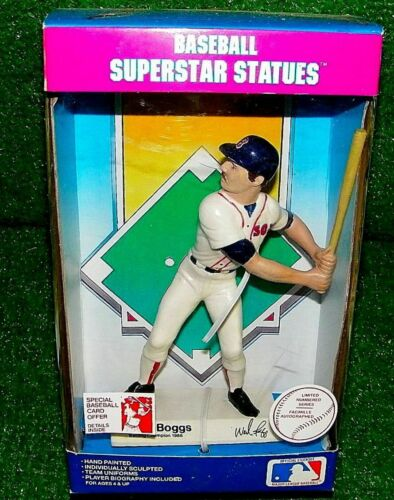 Vintage Wade Boggs Kondritz Baseball Superstar Statue Red Sox Yankees Devil Rays