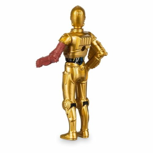 Star Wars C-3PO #16 MetaCalle Collection Metal Figure Collectible Takara Tomy